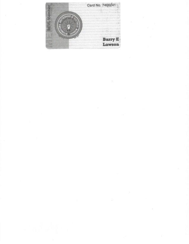 BEL Certifications