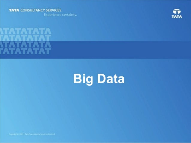 1 Big Data