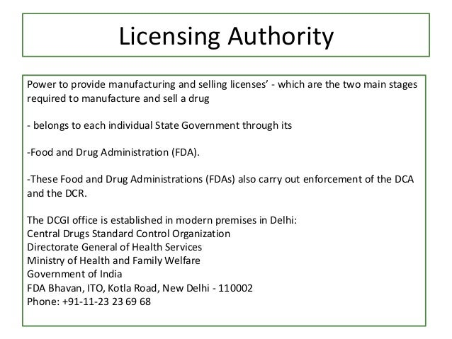 ayurvedic license Ayurvedic, siddha or unani  the inspector on receipt thereof shall deliver one copy of the report to the person from whom the sample was taken [(note:.