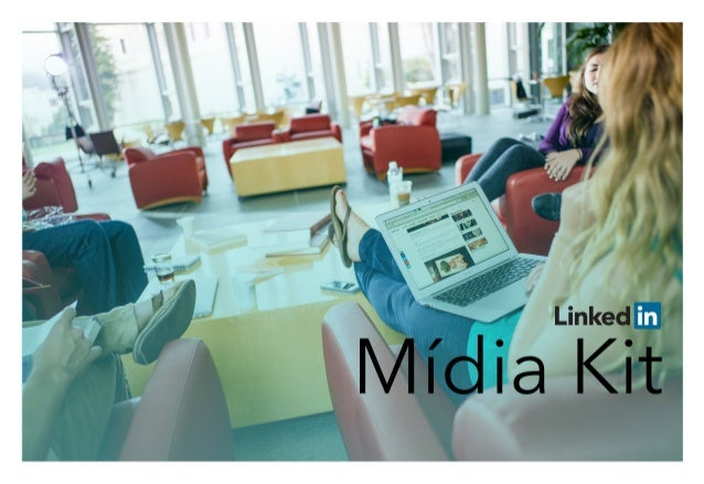 Midia Kit Linkedin 2016