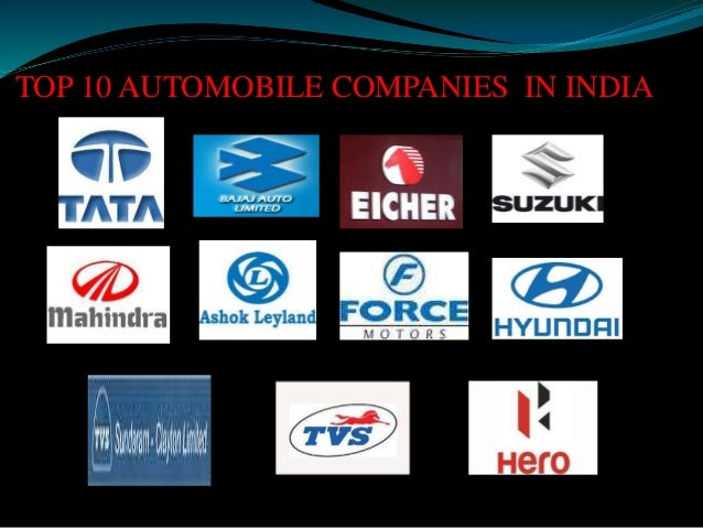 Pestle Analysis On Automobile Industry In India By Manish Badhiye