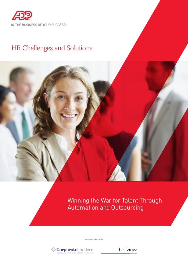 challenges in hr Hr leaders are sizing up a handful of challenges that they weren't yet facing in the early days of 2016 over the next 12 months the solutions to those obstacles will have to evolve and adapt as.