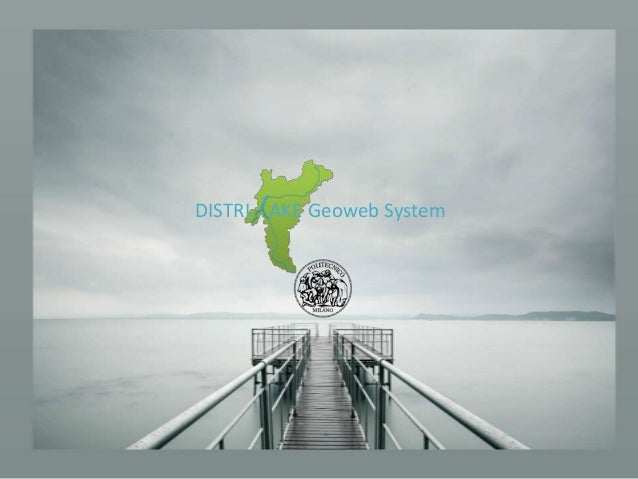 DISTRI AKE Geoweb System