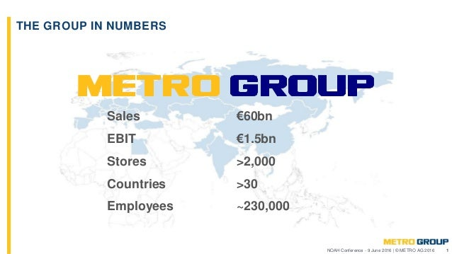 metro ag Latest news (may 8, 2018) metro expands big and bulky home delivery  operations with new acquisitionmore  metro supply chain group.