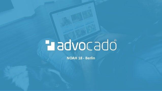 NOAH 18 - Berlin