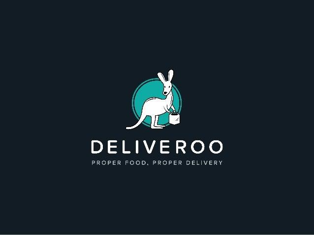 Deliveroo - NOAH15 London