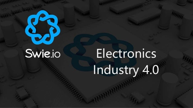 Electronics Industry 4.0