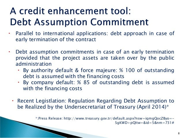 Debt assumption commitments in Turkish PPPs - Hulya