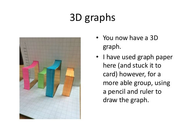 3D Bar Graphs