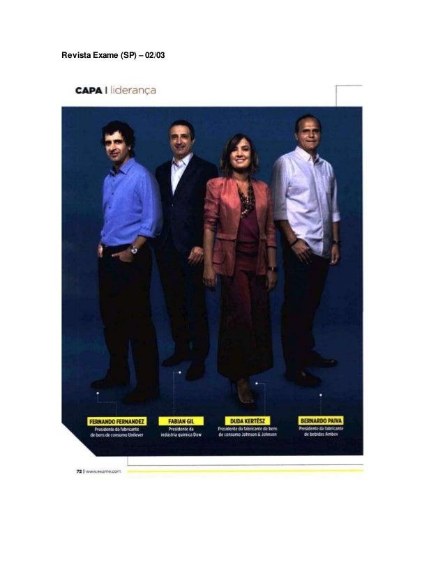 Revista Exame (SP) – 02/03