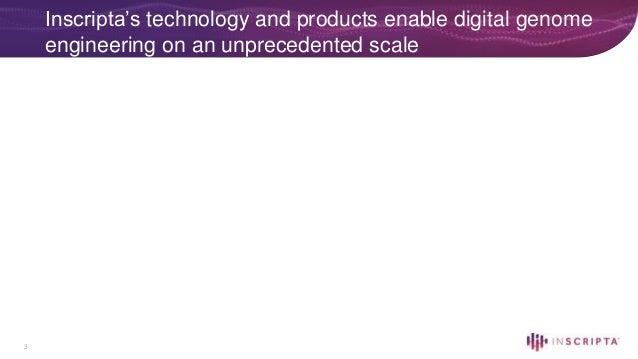 Biosecurity Challenges in the Genome Engineering Space – Beth Vitalis Slide 3