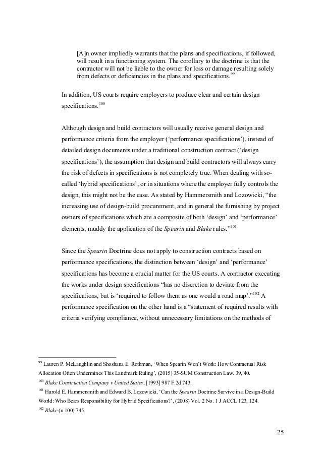 Nec3 dispute resolution options vs warrants