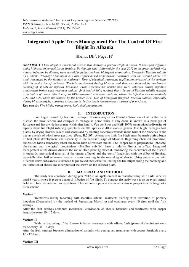 International Refereed Journal of Engineering and Science (IRJES)ISSN (Online) 2319-183X, (Print) 2319-1821Volume 2, Issue...
