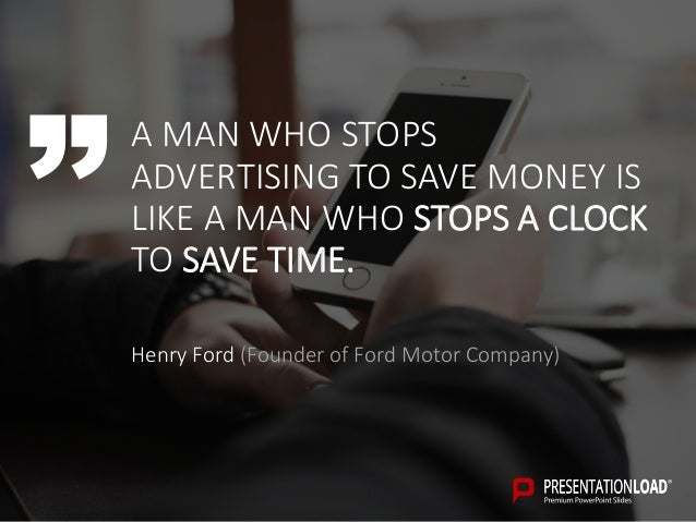 Marketing controlling ppt slide template for Ford motor company powerpoint template