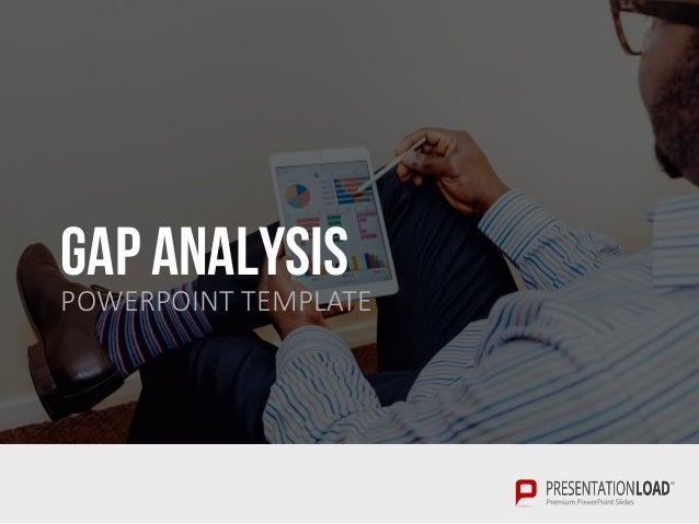 Gap Analysis PPT Slide Template Slide 2