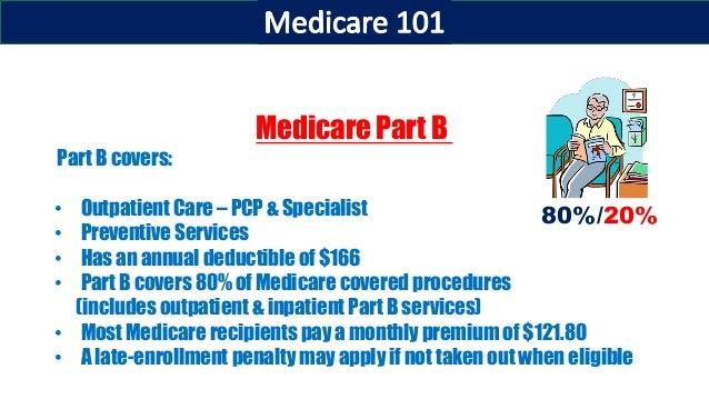 Medicare 101 dan 2017 v2 medicare part b ccuart Image collections