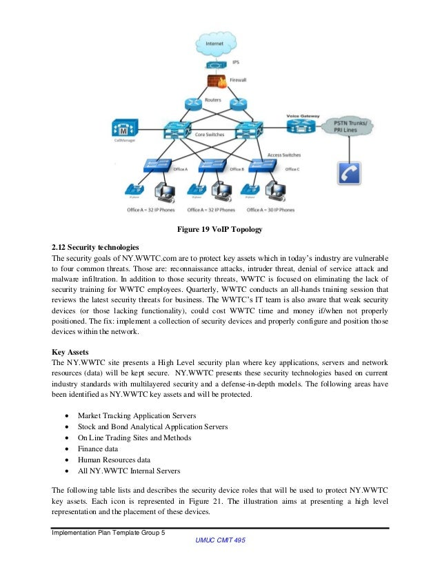 Network Design Proposal Template Leoncapers