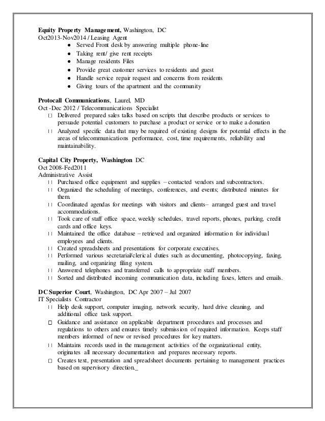 tiffany shivers benji resume 2 1