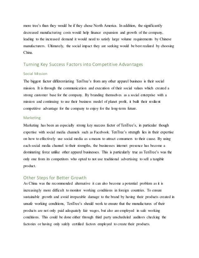 tentree s case study  5 more