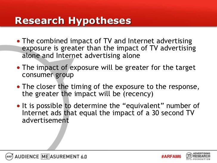 impact of internet advertising on television advertising Television's impact on american society and culture tv is a constant presence in most americans' lives with its fast-moving, visually interesting, highly entertaining style, it commands many people's attention for several hours each day.
