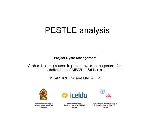 pestel analysis of sri lanka 2018 pdf