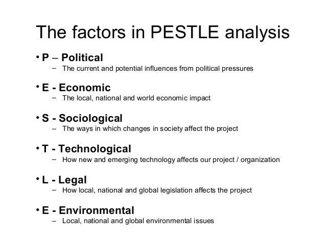 pestle analysis of nestle sri lanka