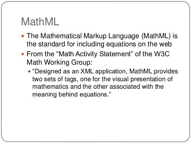 Brightspace and Math Formulae:...
