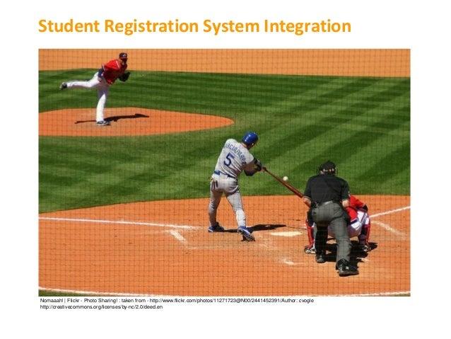 Student Registration System IntegrationNomaaah!   Flickr - Photo Sharing! : taken from - http://www.flickr.com/photos/1127...
