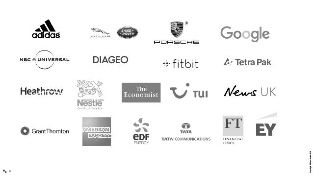 Powerful brand voices: D2M Hamburg Keynote Slide 3