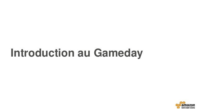 AWS Summit Paris 2017 : Gameday Veolia Slide 2