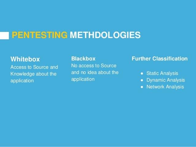 STATIC ANALYSIS •Certificate Signature Analysis – Developer and Distributor •Manifest Analysis – manifest.xml/config.xml *...