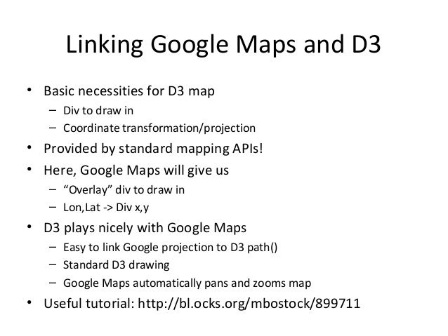 NYC Open Data MeetupDjs Workshop Ii Make Beautiful Maps - How to create us map with d3