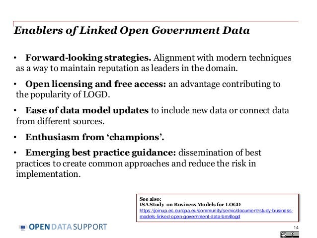 open government examples