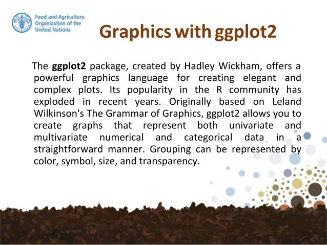 8  R Graphics with R