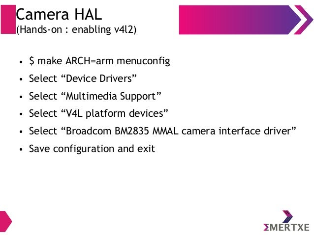Embedded Android : System Development - Part III (Audio