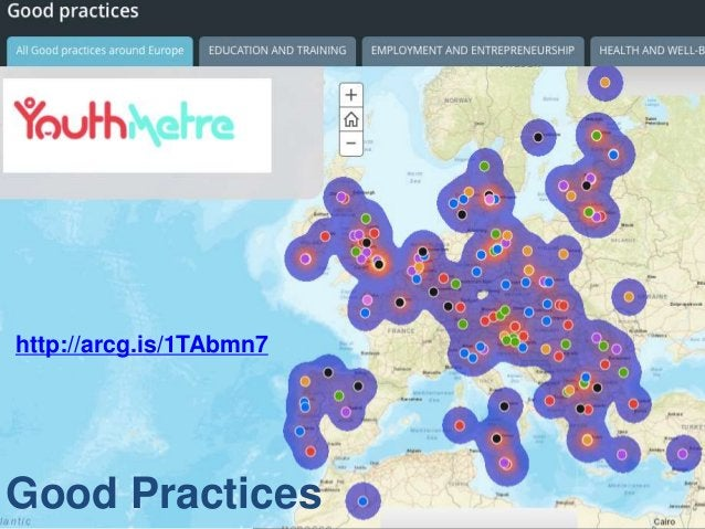 Good Practices http://arcg.is/1TAbmn7