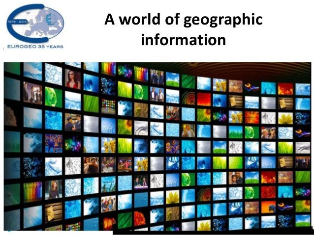 A world of geographic information