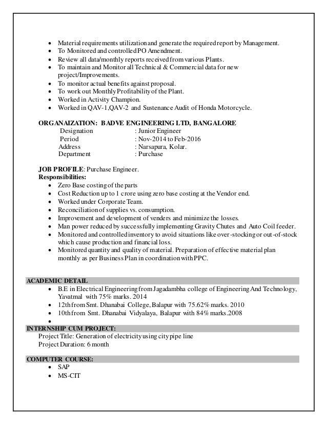 Dlk Resume 2yrs Exp