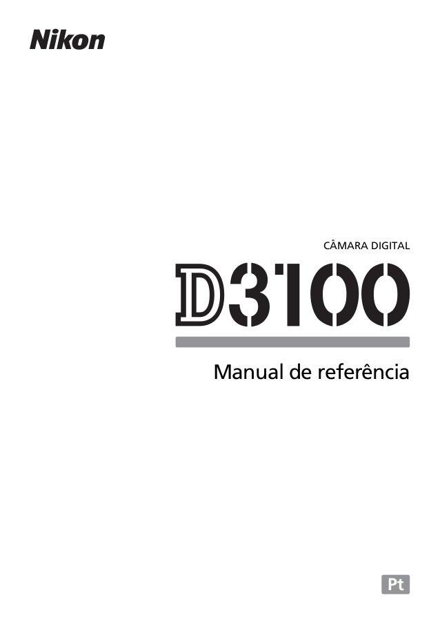Manual da nikon D3100 rm (pt)03
