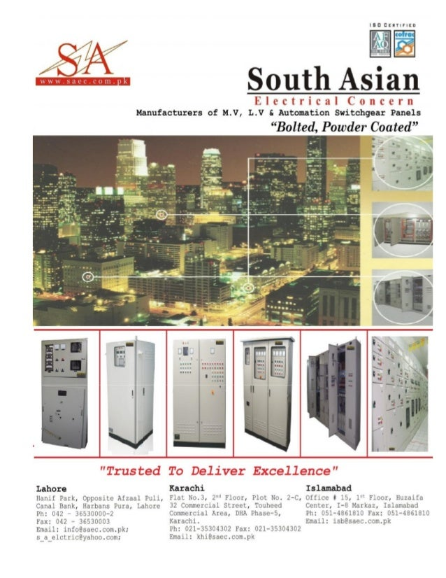 Company Profile - South Asian Electrical Concern.doc