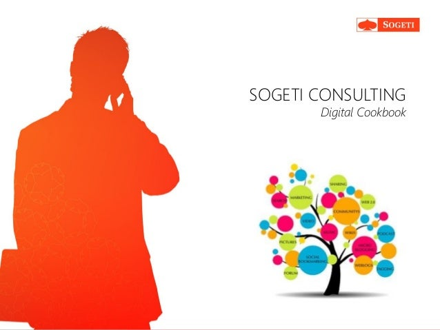 © Sogeti SOGETI CONSULTING Digital Cookbook