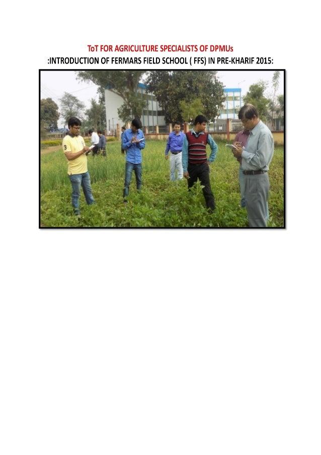 Fermars field School_ Facilitation Skill