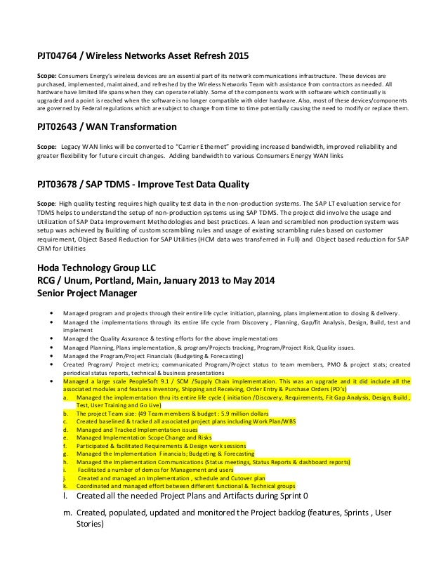 Famous Resume At Consumers Energy Mold - Administrative Officer ...