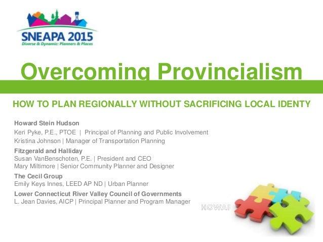 provincialism