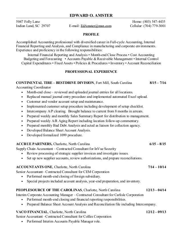 Edward O  Amster-Resume2016-07