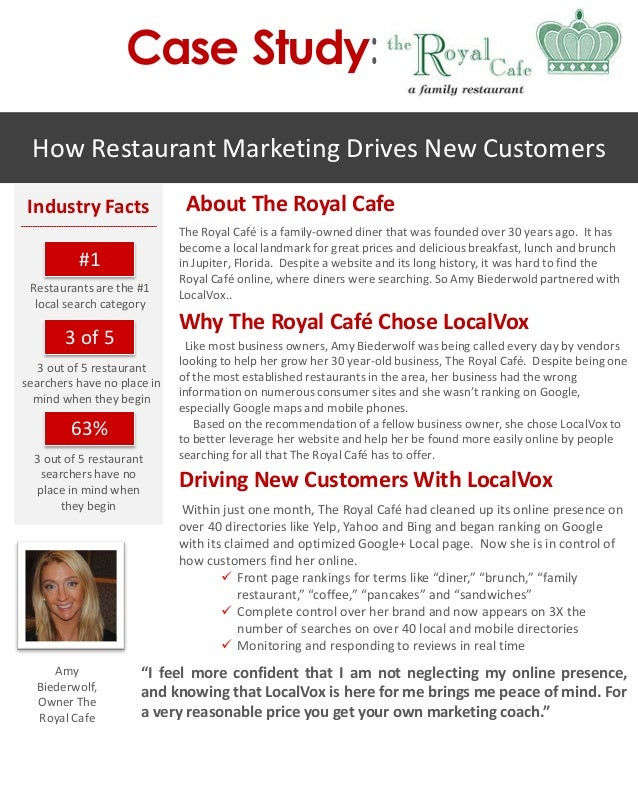 Cafe Xaragua Case Solution And Analysis, HBR Case Study ...