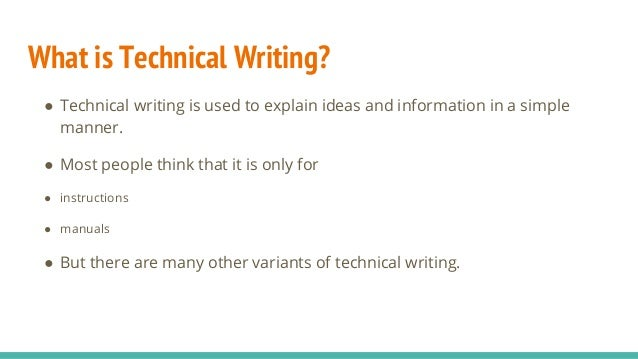 technical writing careers Write technical materials, such as equipment manuals, appendices, or operating and maintenance instructions may assist in layout work sample of reported job titles.