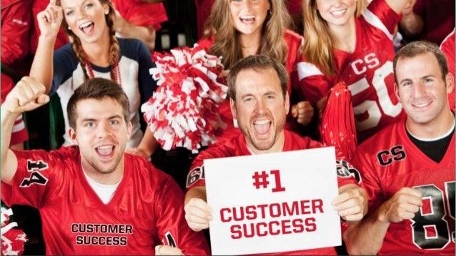 Open Approach to Customer Success Slide 3