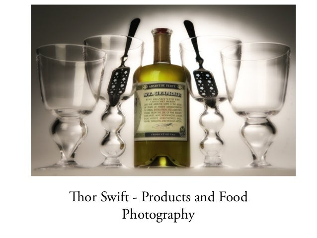 Thor Swift - Products and Food Photography