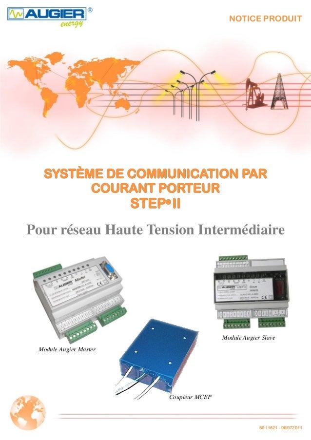 160 11621 - 06/072011 NOTICE PRODUIT SYSTÈME DE COMMUNICATION PARSYSTÈME DE COMMUNICATION PARSYSTÈME DE COMMUNICATION PAR ...